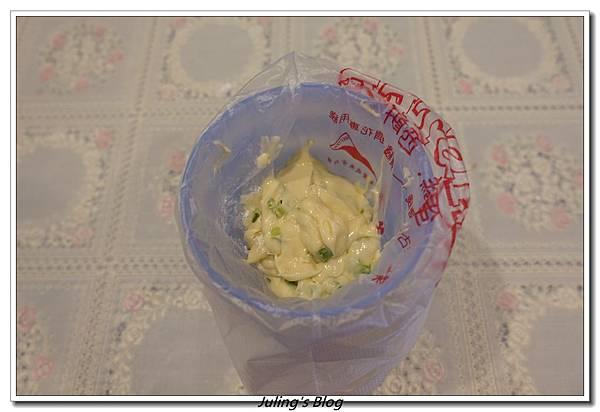 香蔥肉鬆墨西哥麺包做法18.JPG