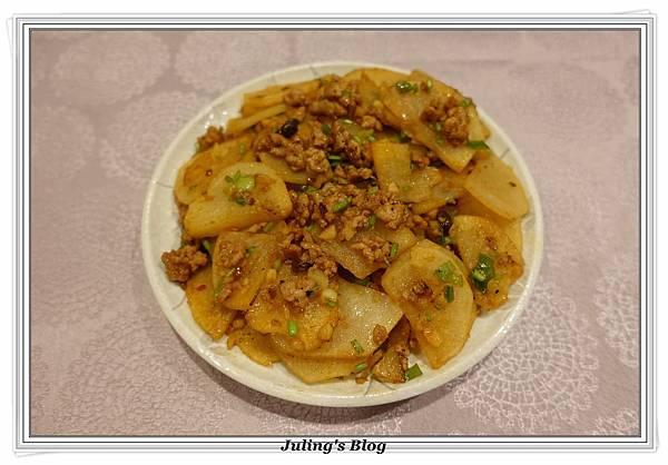 乾燒薯片1.JPG