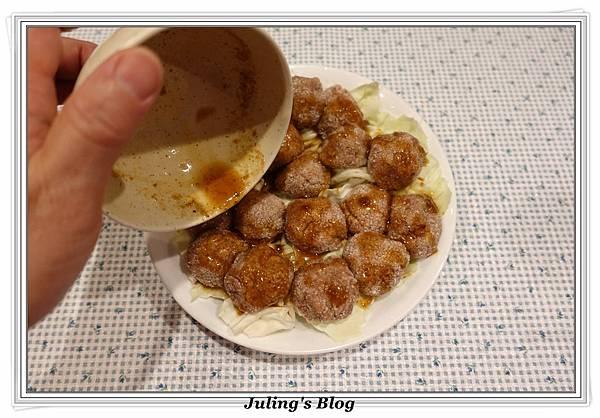 粉蒸肉丸子做法7.JPG