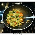 鹹蛋青花菜做法10.JPG