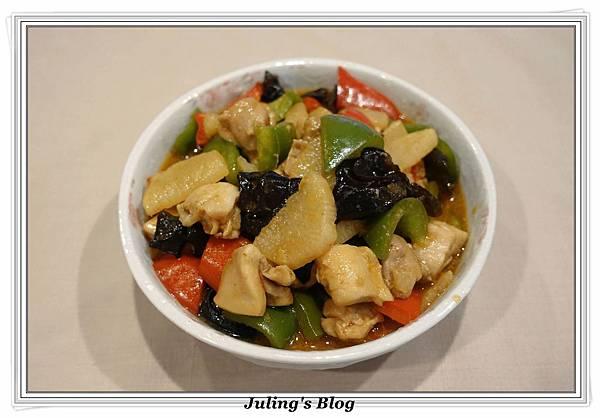 糖醋山藥雞肉1.JPG