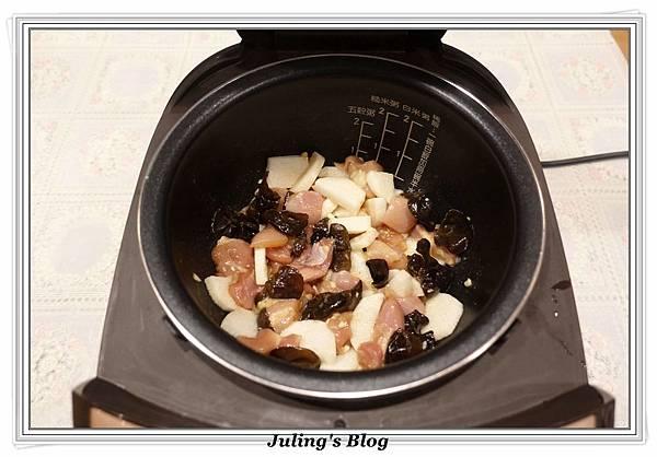糖醋山藥雞肉做法4.JPG
