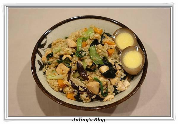 鮭魚菜飯1.JPG