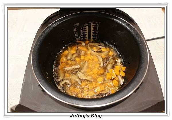 鮭魚菜飯做法10.JPG