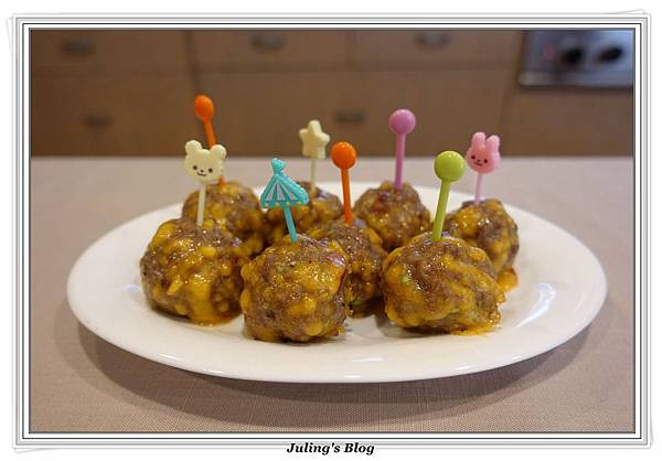 烤起司肉丸子2.JPG