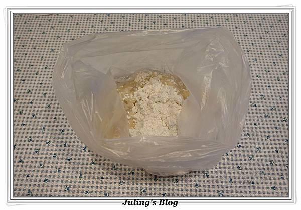 香酥芝麻燒餅做法3.JPG