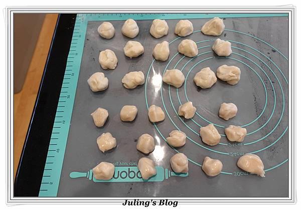 香酥芝麻燒餅做法5.JPG