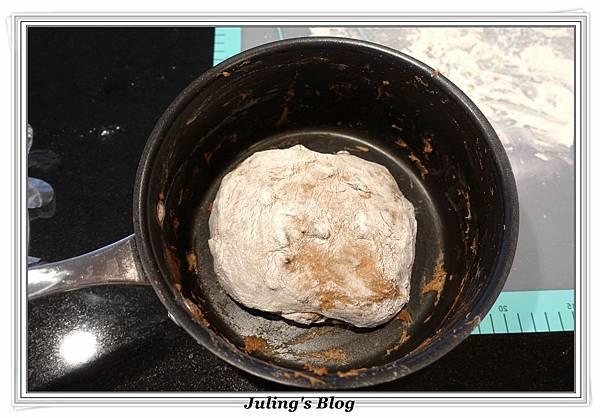 免揉可可麵包做法10.JPG
