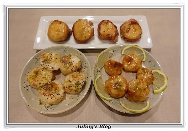 鮮干貝三吃1.JPG