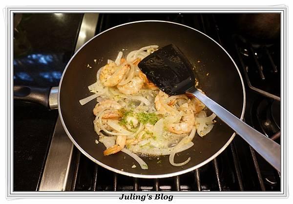 檸檬蝦起司飯做法6.JPG