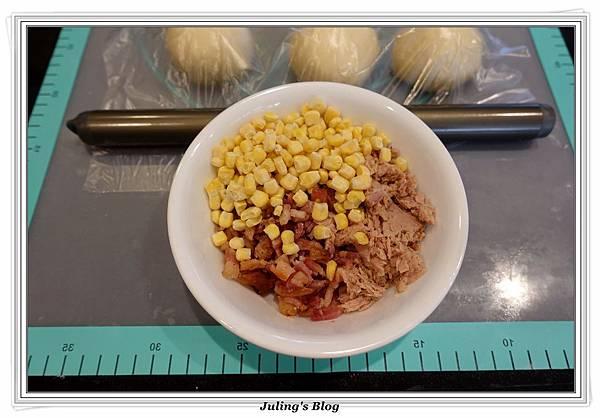 培根鮪魚麵包做法9.JPG