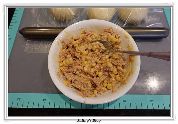 培根鮪魚麵包做法10.JPG