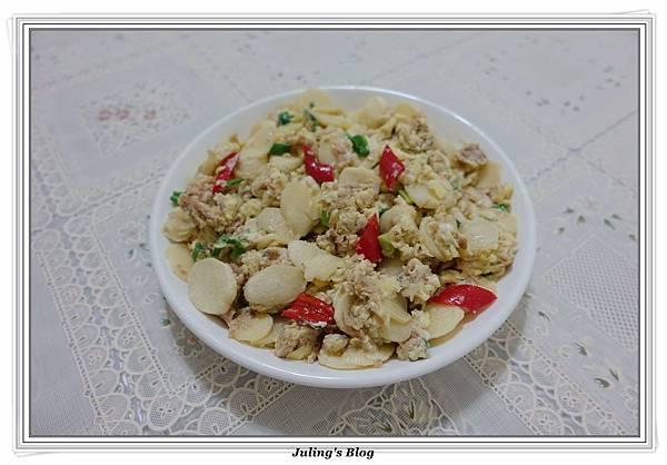 茭白筍炒蛋1.JPG