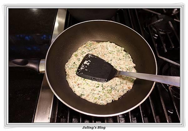 豬肉韭菜煎餅做法5.JPG