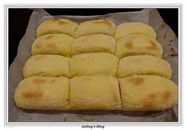 椰香檸檬麵包做法25.JPG