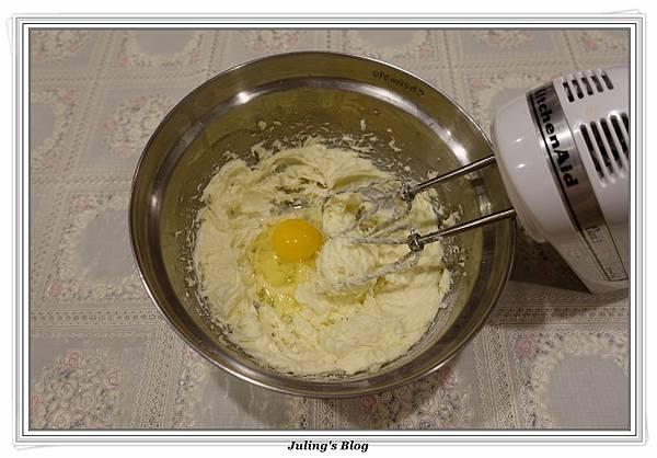 奶油乳酪餅乾做法2.JPG