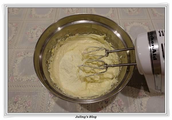 奶油乳酪餅乾做法3.JPG