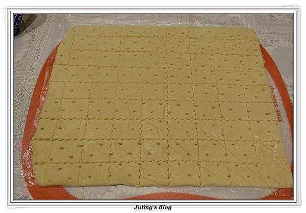 奶油乳酪餅乾做法6.JPG