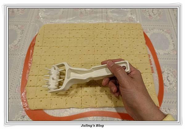 奶油乳酪餅乾做法7.JPG