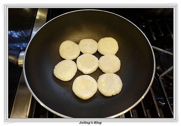 黑糖麻糬餅做法8.JPG