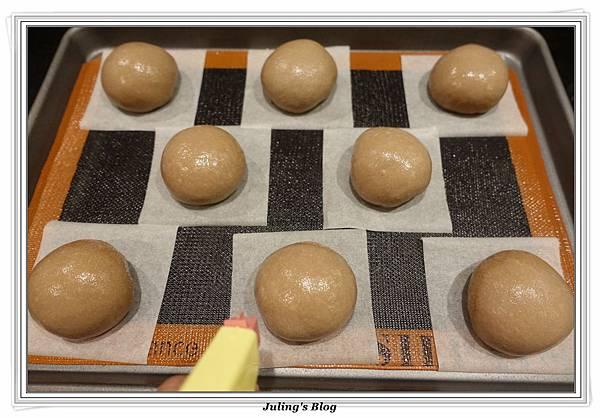 oreo乳酪夾心香蕉巧克力麵包做法14.JPG