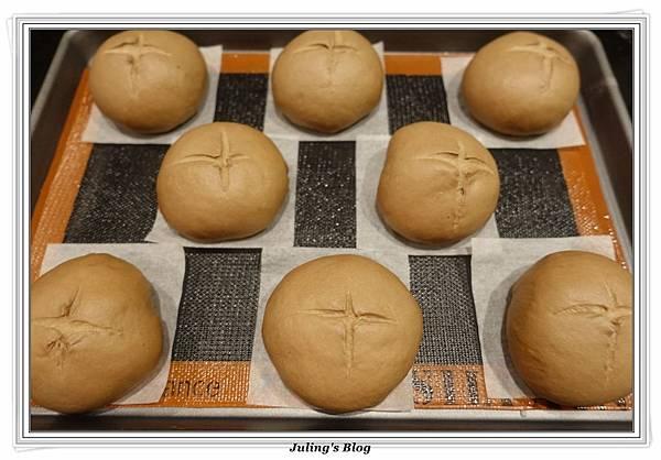 oreo乳酪夾心香蕉巧克力麵包做法15.JPG