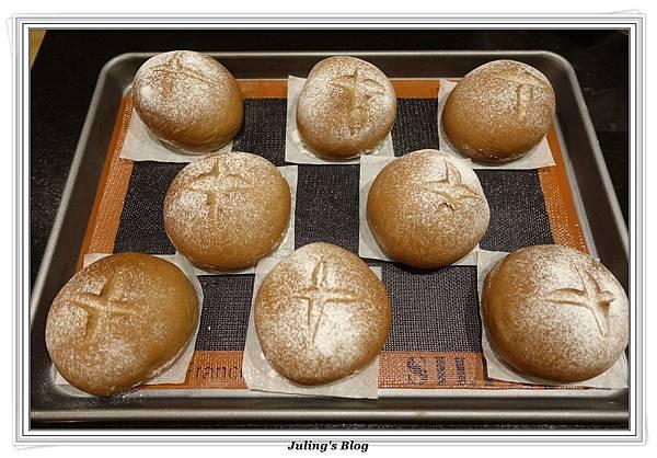oreo乳酪夾心香蕉巧克力麵包做法17.JPG