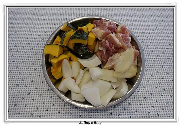 奶香南瓜咖哩飯做法2.JPG