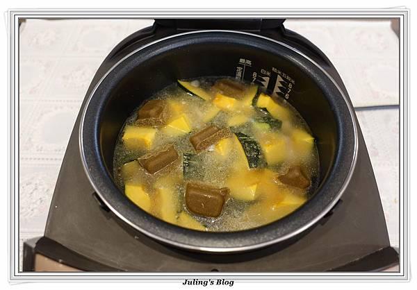 奶香南瓜咖哩飯做法7.JPG