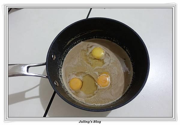 咖啡布丁做法10.JPG