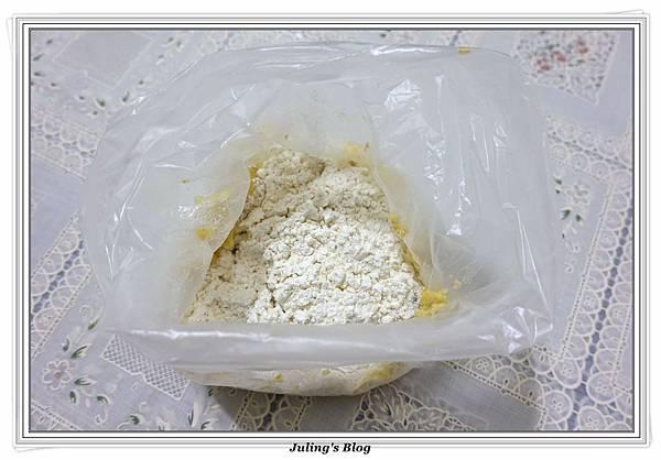 小米甜甜圈(二)做法5.JPG