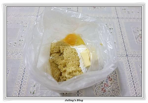 小米麻糬甜甜圈做法5.JPG