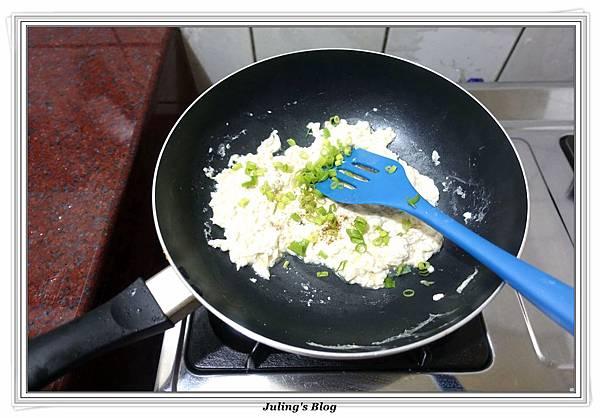 炒鮮奶蛋白做法5.JPG