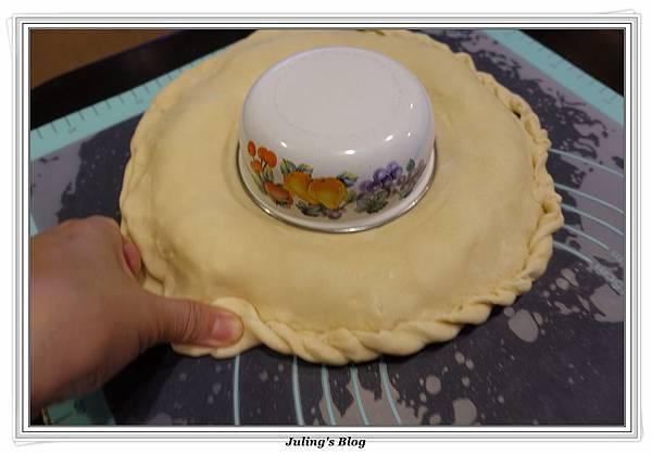 蘑菇菠菜蛋披薩做法19.JPG