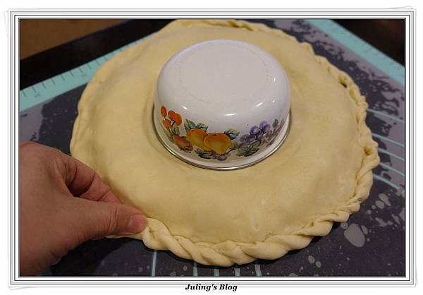 蘑菇菠菜蛋披薩做法20.JPG