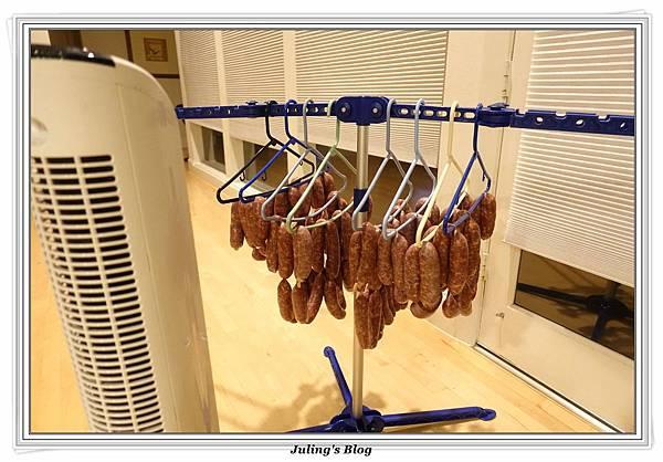 韓式烤肉醬紅糟香腸做法8.JPG