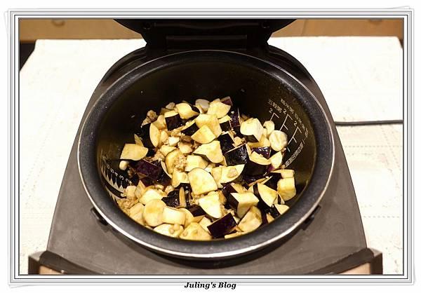鮑菇茄肉醬做法7.JPG