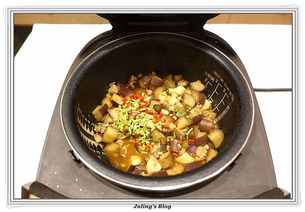 鮑菇茄肉醬做法11.JPG