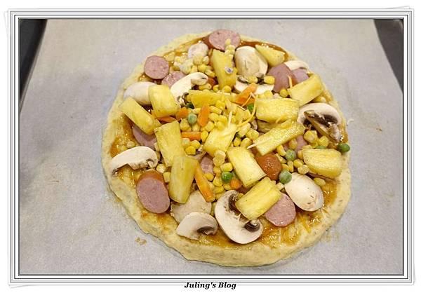 馬鈴薯披薩做法11.JPG