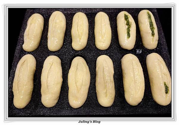 香菜蒜味麵包做法21.JPG