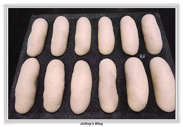 香菜蒜味麵包做法18.JPG