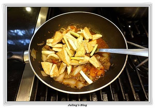 蕃茄牛肉丸燒豆腐做法12.JPG