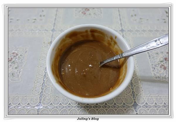 自製花生醬%26;花生醬拌麵做法16.JPG