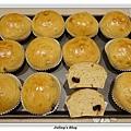 焦糖蔓越莓麵包1.JPG