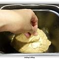 焦糖蔓越莓麵包做法9.JPG