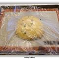 焦糖蔓越莓麵包做法13.JPG