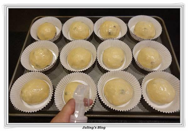 焦糖蔓越莓麵包做法16.JPG