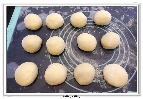 巧克力爆漿麵包做法6.JPG