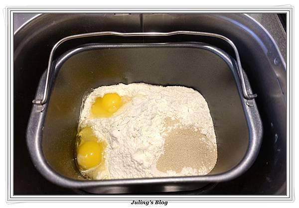 豆奶黃餐包做法8.JPG