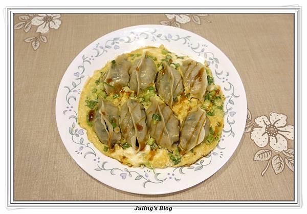 韭菜蝦仁鍋貼3.JPG